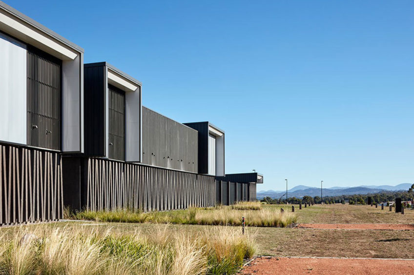 AFP Forensics and Data Centre Facility: Development feature