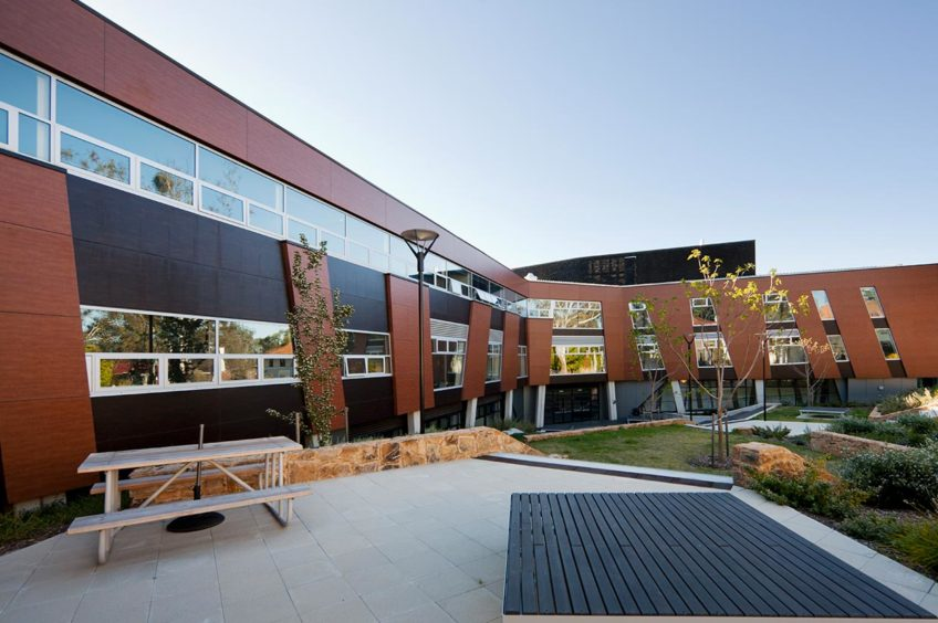ANU Crawford School: Development feature