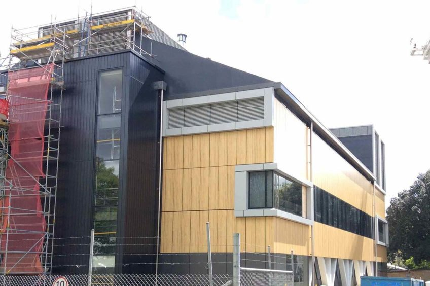 NZ MPI National Biocontainment Laboratory: Development feature