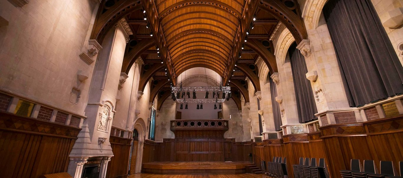 The Arts Centre of Christchurch Great Hall