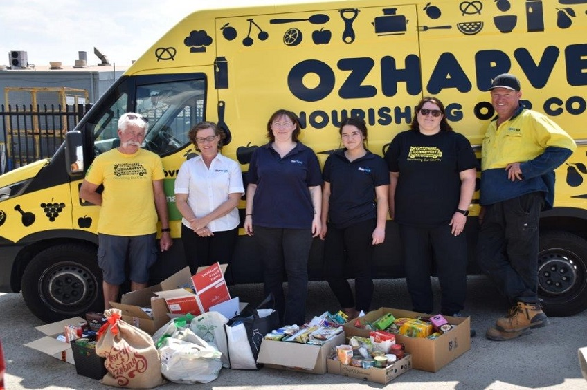 benmax-supports-local-food-charity-ozharvest-this-christmas,