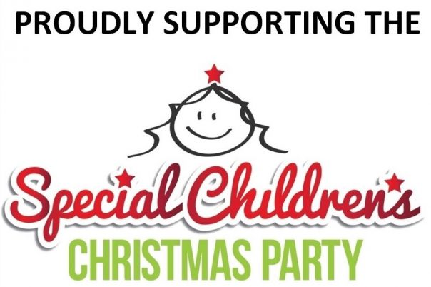 Benmax joins Special Children's Christmas Party team
